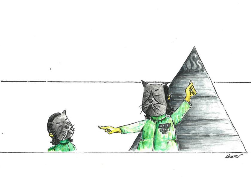 Hierarki Di Mana Syurga by Chum _ ORKED MAG